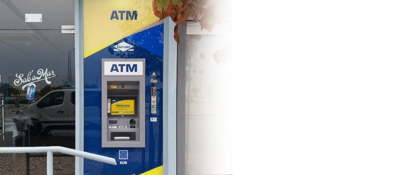 A gestão e manutenção do ATM será feita por nós, garantindo um serviço de elevada qualidade aos seus clientes.